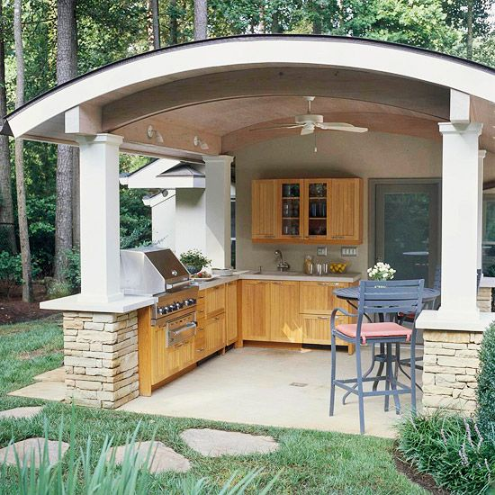 Outdoor Rooms, Covered Outdoor