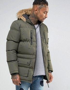 site réputé e1130 4209e Vestes et manteaux homme | Trenchs et vestes en cuir homme ...
