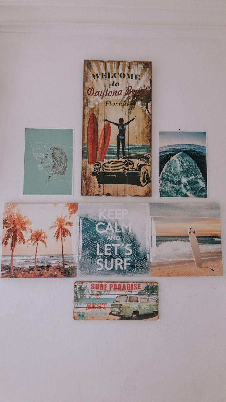 #bedroomideas #summervibes #surf #beachhousedecor #vsco #goodvibes