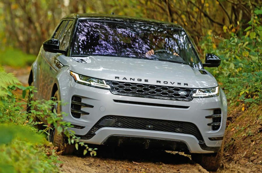 2019 Range Rover Evoque Revealed With New Tech And Mild Hybrid