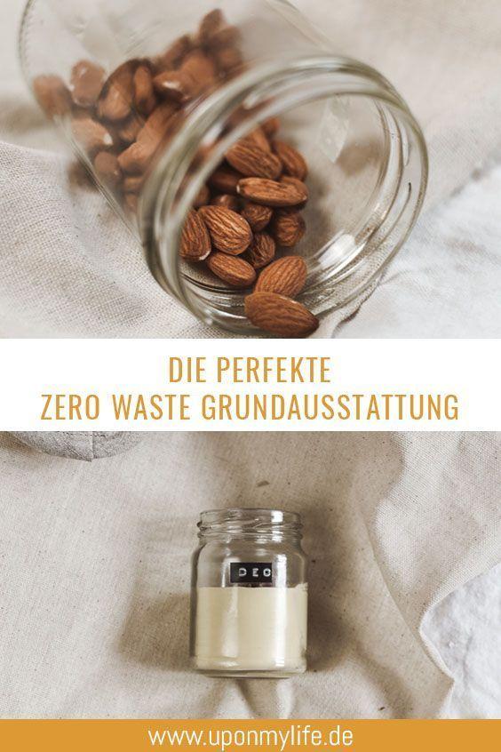 zero waste  alle tools für deine grundausstattung mit