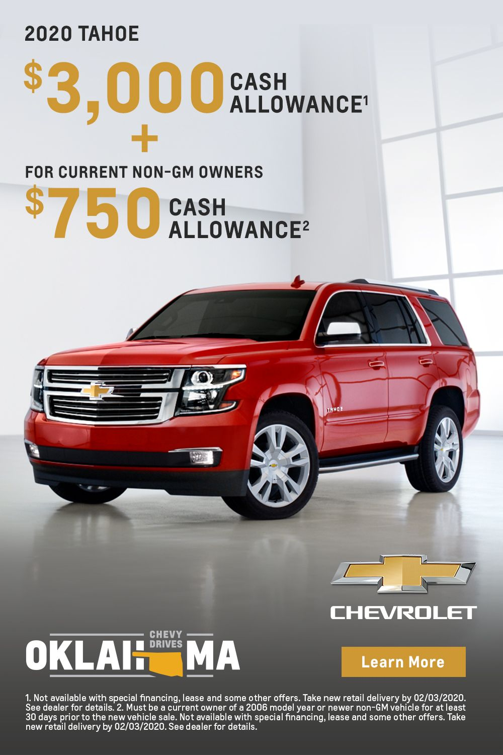 Shop Now And Visit Your Oklahoma Chevy Team Dealers Chevy Dealers Chevy Chevrolet Tahoe
