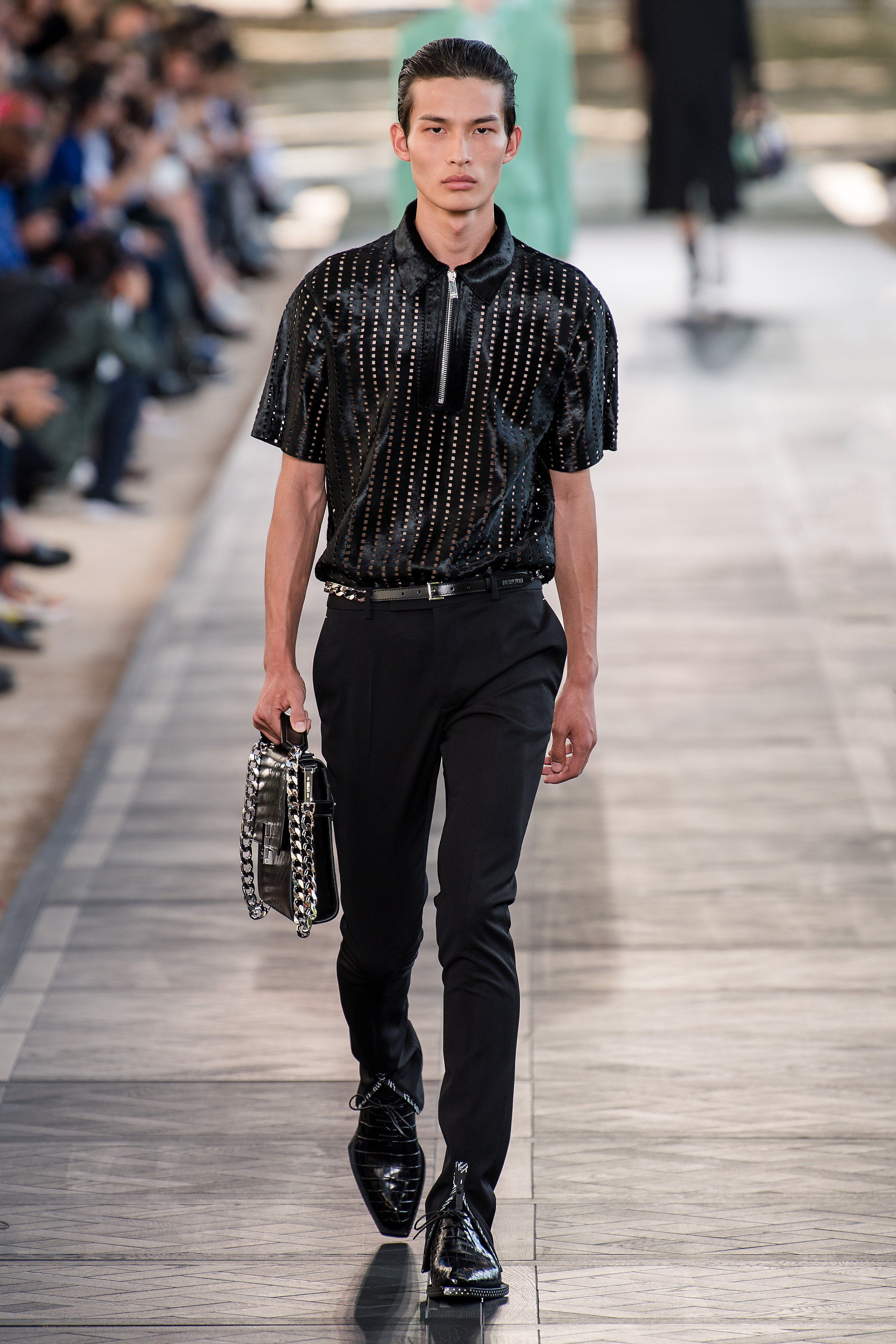 Berluti Spring 2020 Menswear Fashion Show Menswear Mens Fashion Grunge Vogue Men
