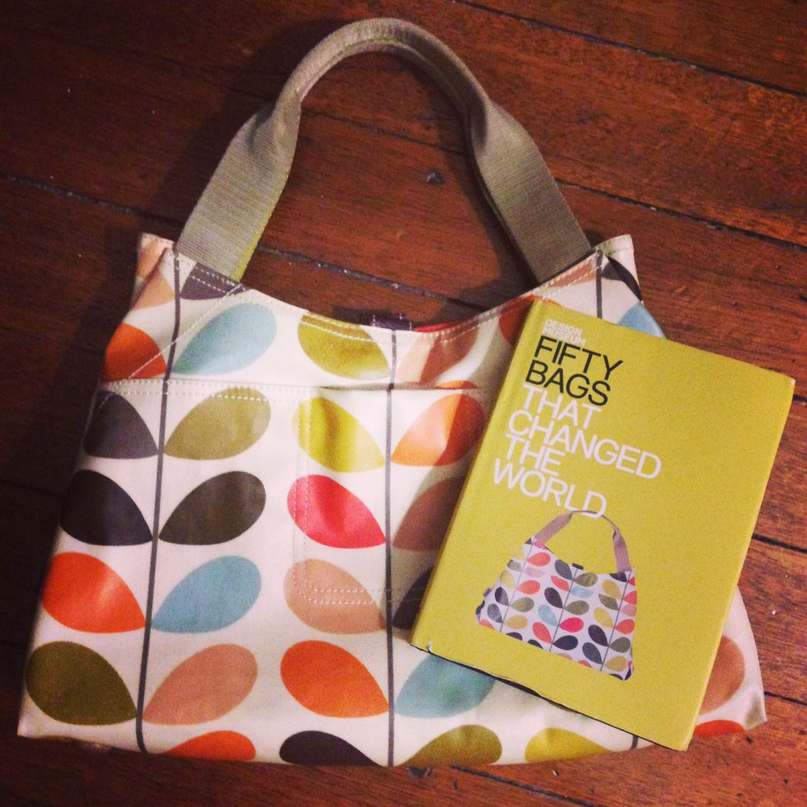 The Bag & The Book