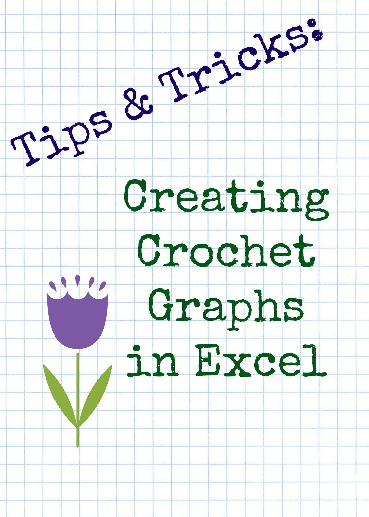 Crochet Graphs 1 … | Pinteres…