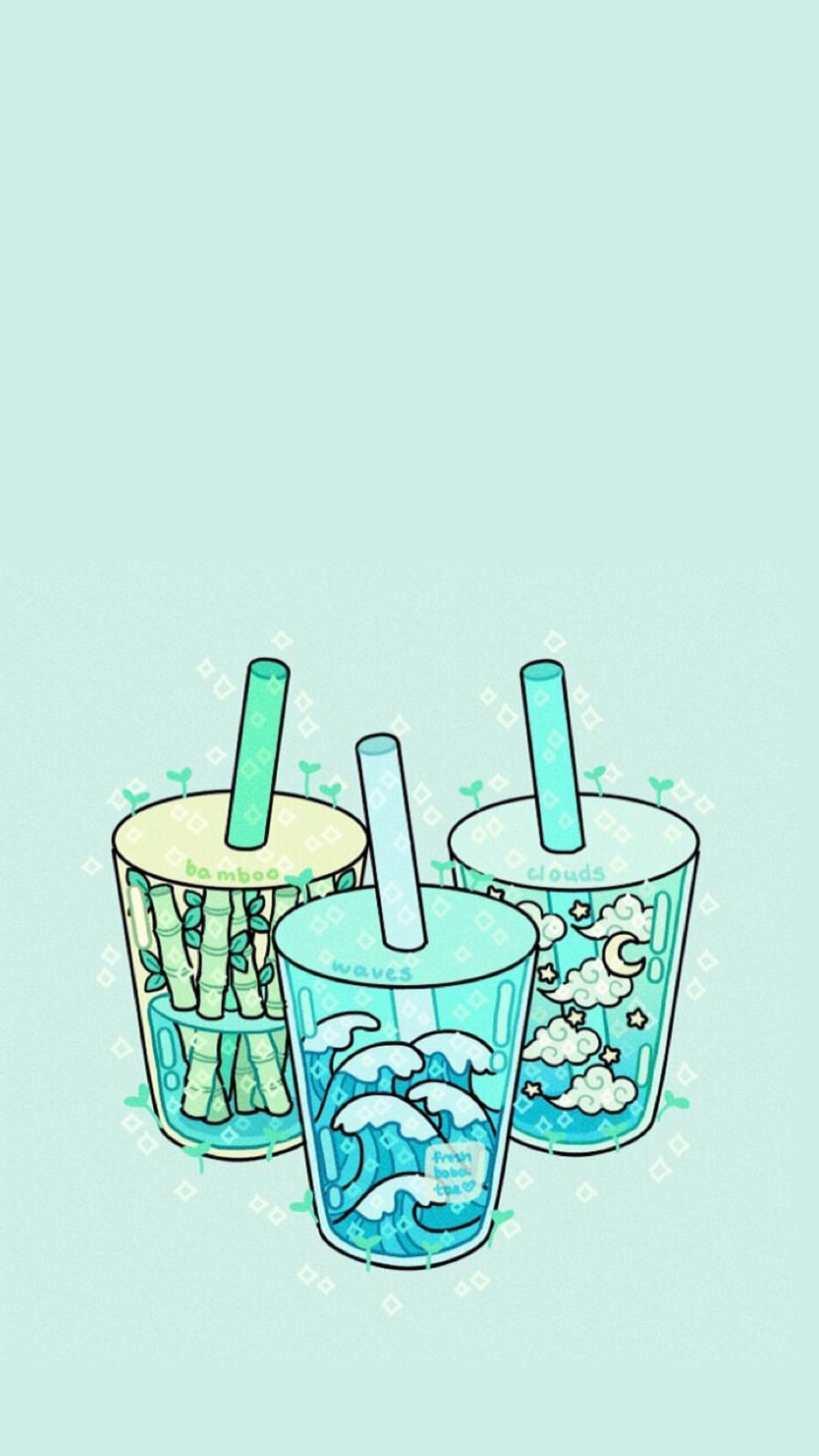 Drawing In 2020 Cute Pastel Wallpaper Wallpaper Iphone Cute Cute Wallpaper Backgrounds