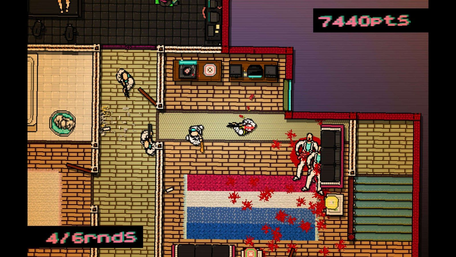 Hotline Miami Indie Games Games The Incredibles
