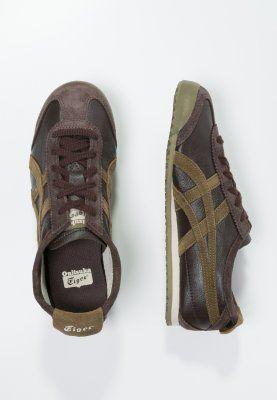 best sneakers 595b0 48416 Onitsuka Tiger MEXICO 66 - Zapatillas - dark brown/light ...