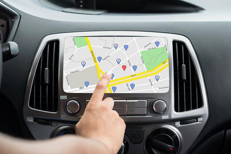 Top 4 Benefits Of A Truck Gps Gps Trucks Navigation