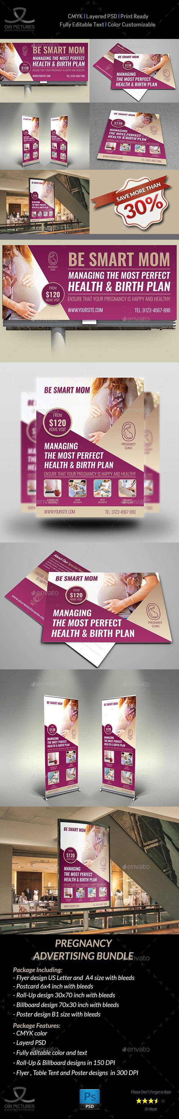 Pregnancy Advertising Bundle by OWPictures Advertising Package Description : Pre...