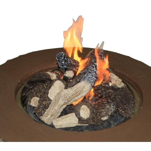 The Outdoor GreatRoom Company CF20 Log Set - http://www.firepitsoutdoorheaters.com/the-outdoor-greatroom-company-cf20-log-set/