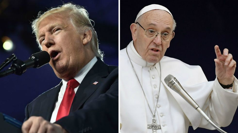 The Memo Pope, Trump set for first meeting Politics Pinterest - meeting memo