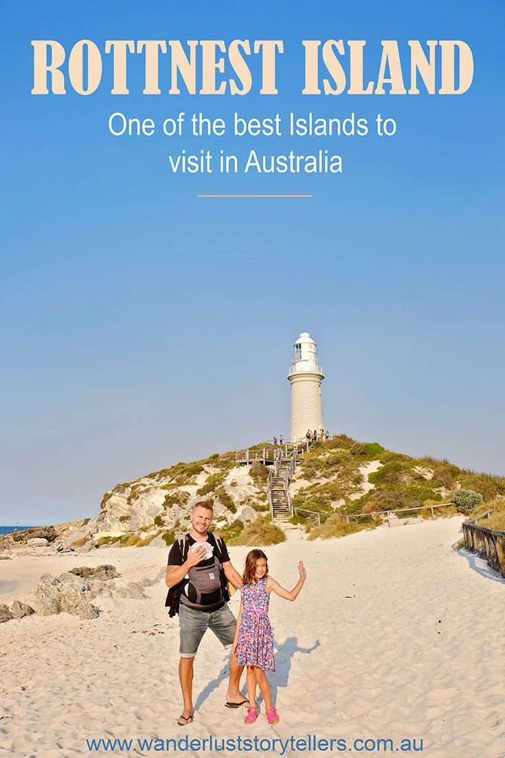 One Of The Best Islands To Visit In Australia Perth Distance And