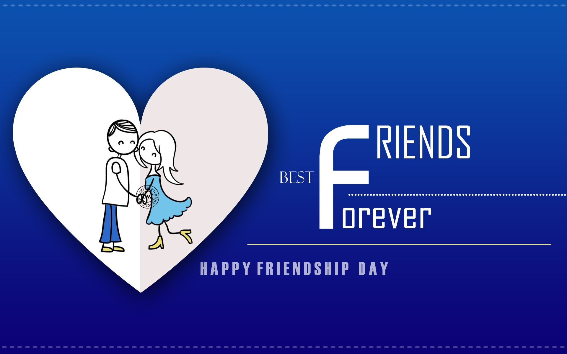 Best Friends Forever HD Wallpaper Happy Friendship Day Friend Wallpapers Images Pictures Greetings Quotes BFF
