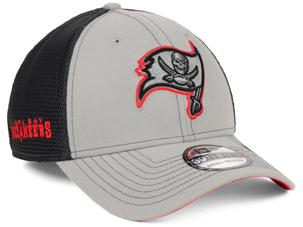 low priced 26633 827a2 Tampa Bay Buccaneers New Era NFL 2-Tone Sided 39THIRTY Cap
