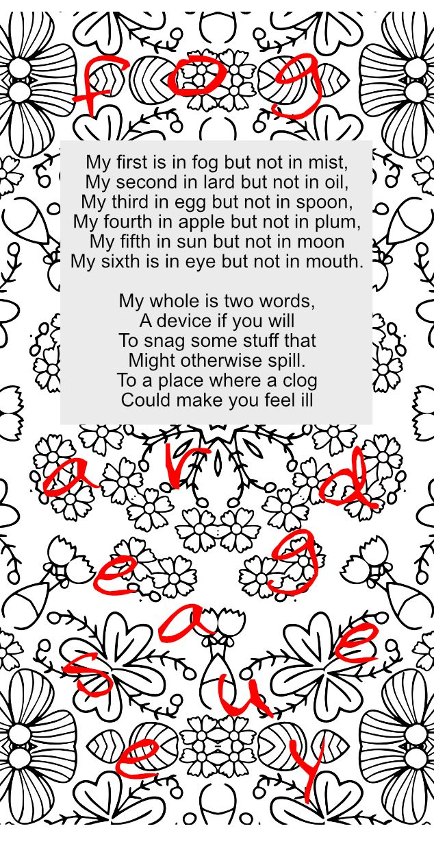 A fun riddle Riddles, Riddle puzzles, Fun