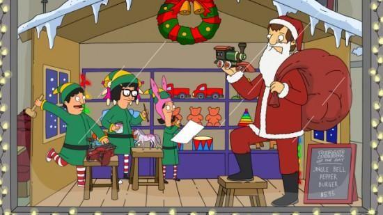 bobs burgers christmas google search bobs burgers christmas bob s christmas time