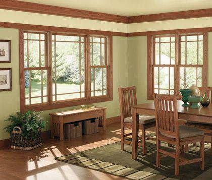 Prairie Style Windows Marvin Windows Windows Doors