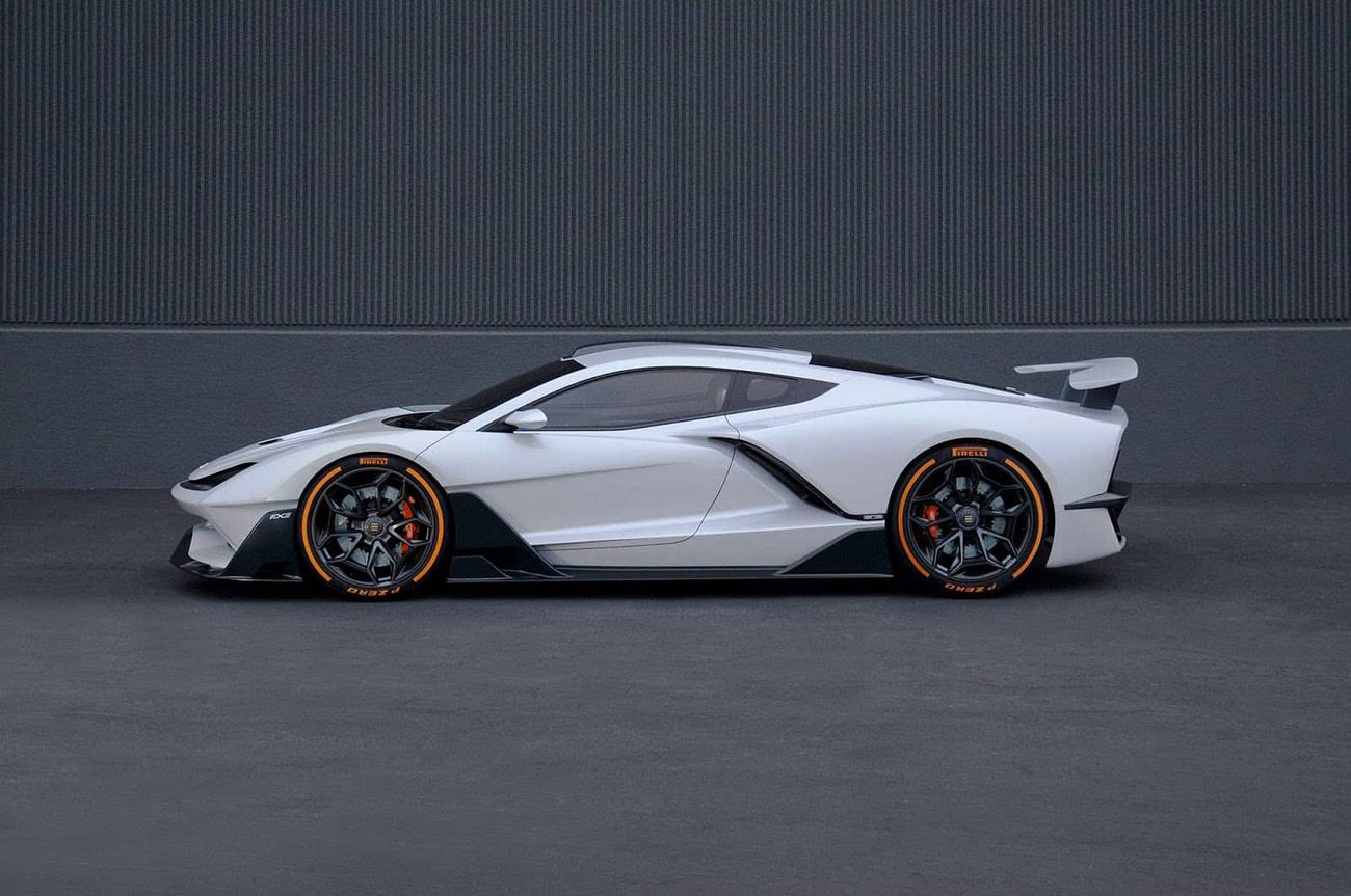American-made 2019 Aria FXE Electric Hypercar