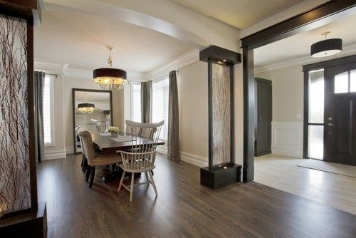 Kalimar Homes Aspen eclectic dining room calgary by A