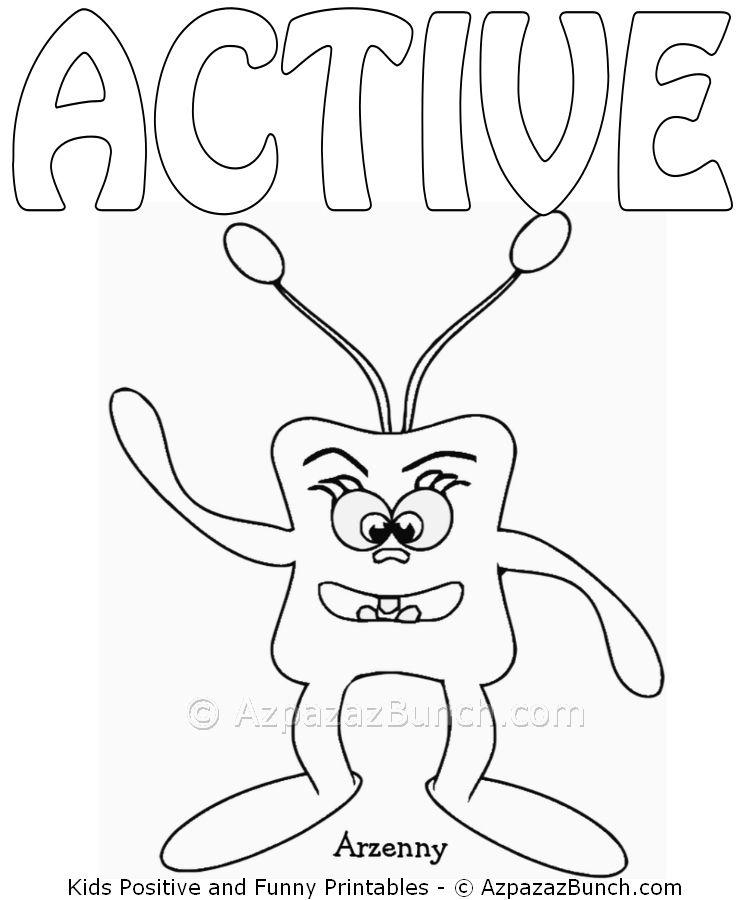 Arzenny Active Printable Coloring Page Free Coloring Pages For Kids Free Kids Coloring Pages Witch Coloring Pages Coloring Pages Inspirational