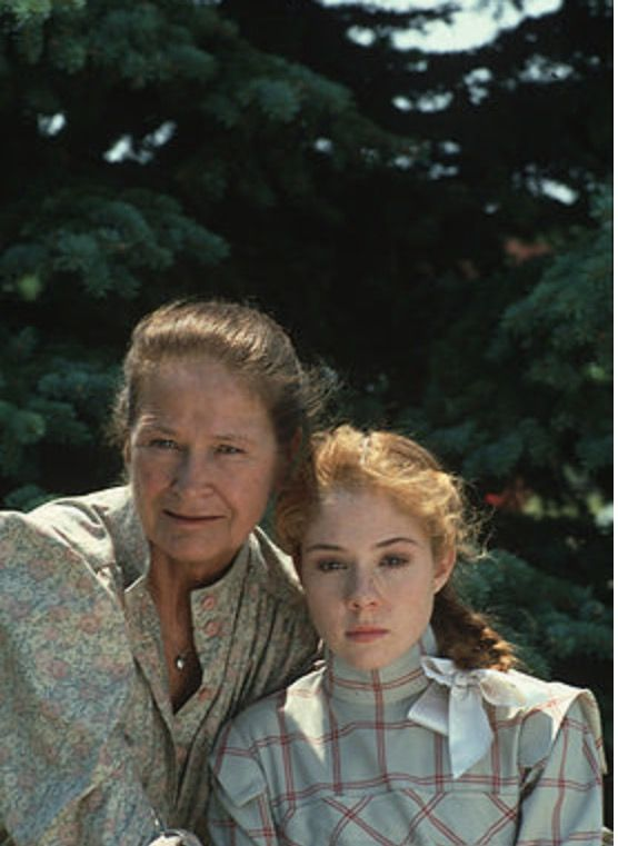 Behind The Scenes Anne Of Green Gables Pic Green Gables Anne Of