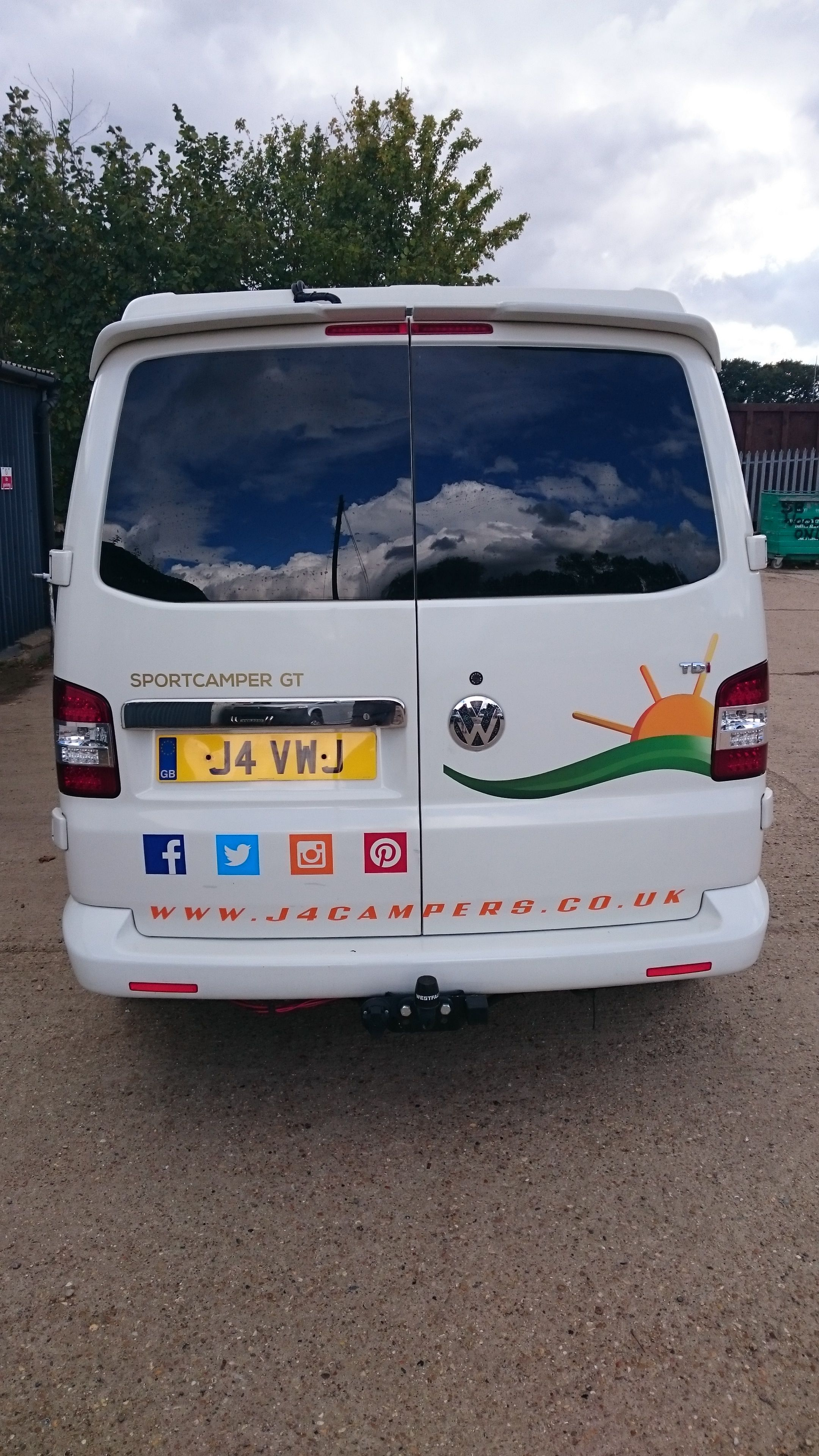 Pin by J 4 Campers on Campervan Hire in Sussex - J 4 Campers