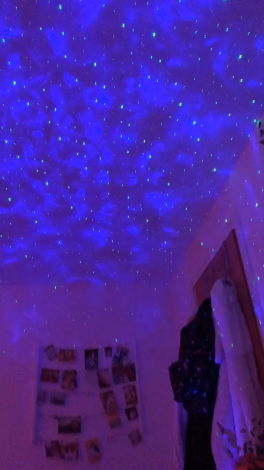 Photo of Miklyway Galaxy inside your Home Now!! Starry Night projector!