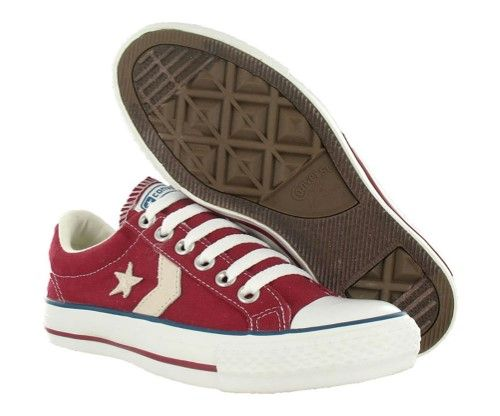 Converse Star Player Ev Ox Womens Shoes Red Size 6   Jet.com