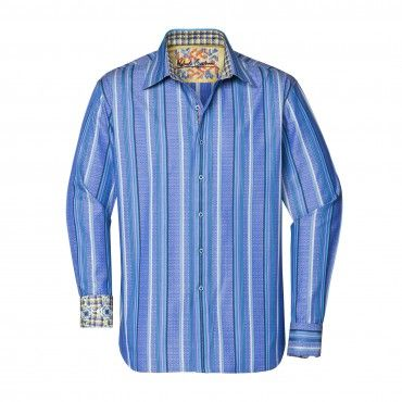 Robert Graham party shirt. Classic but with fun built in!