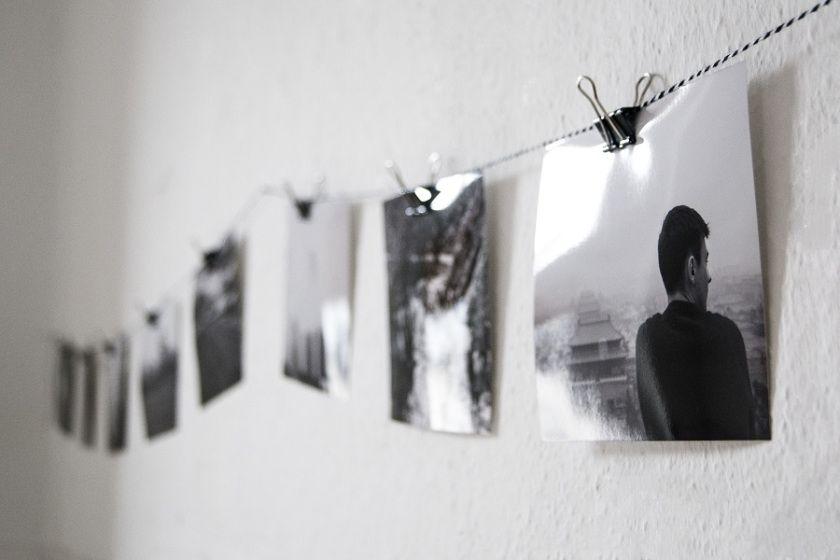 Meine monochrome Küchen-Galerie | SCHERE LEIM PAPIER