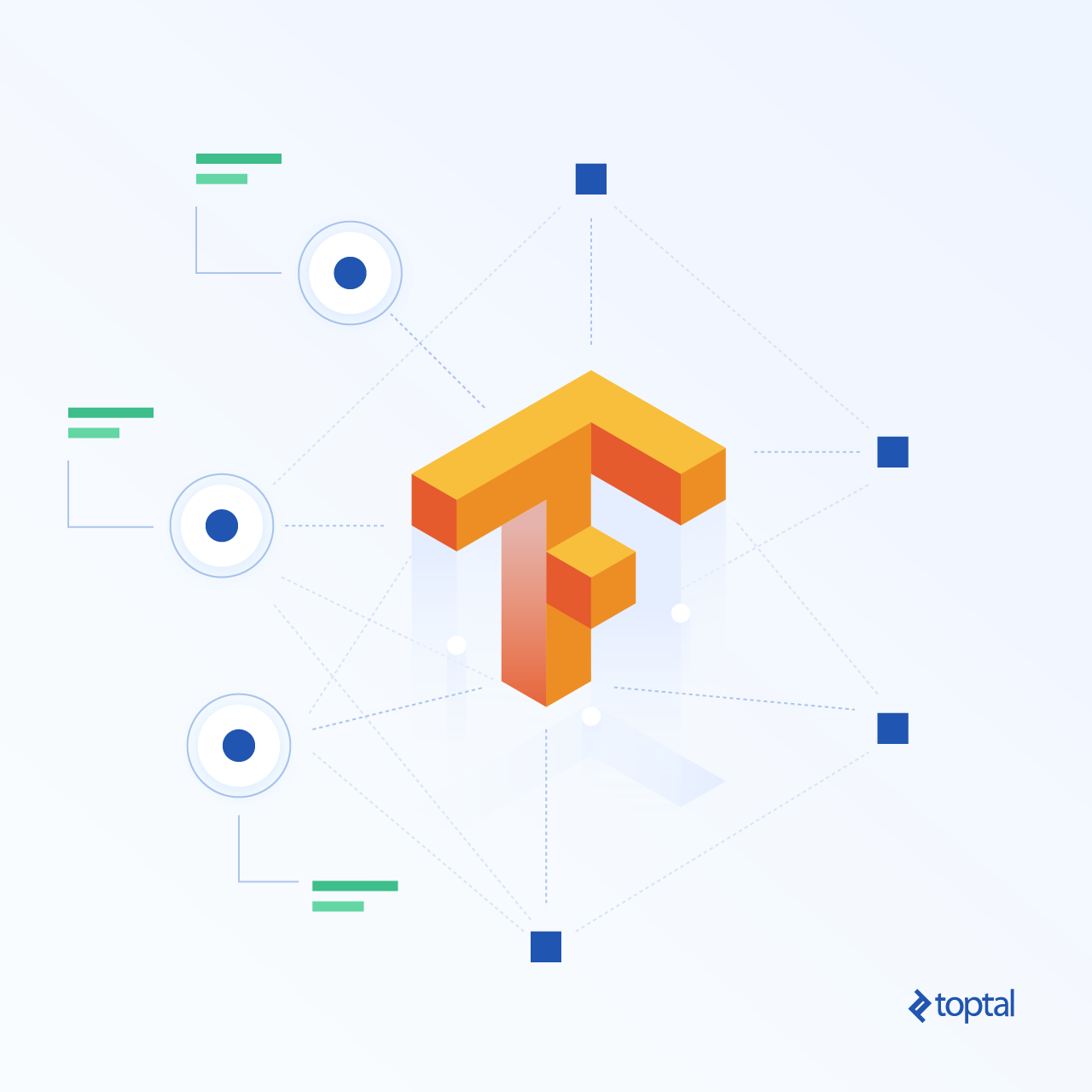 From Solving Equations to Deep Learning: A TensorFlow Python