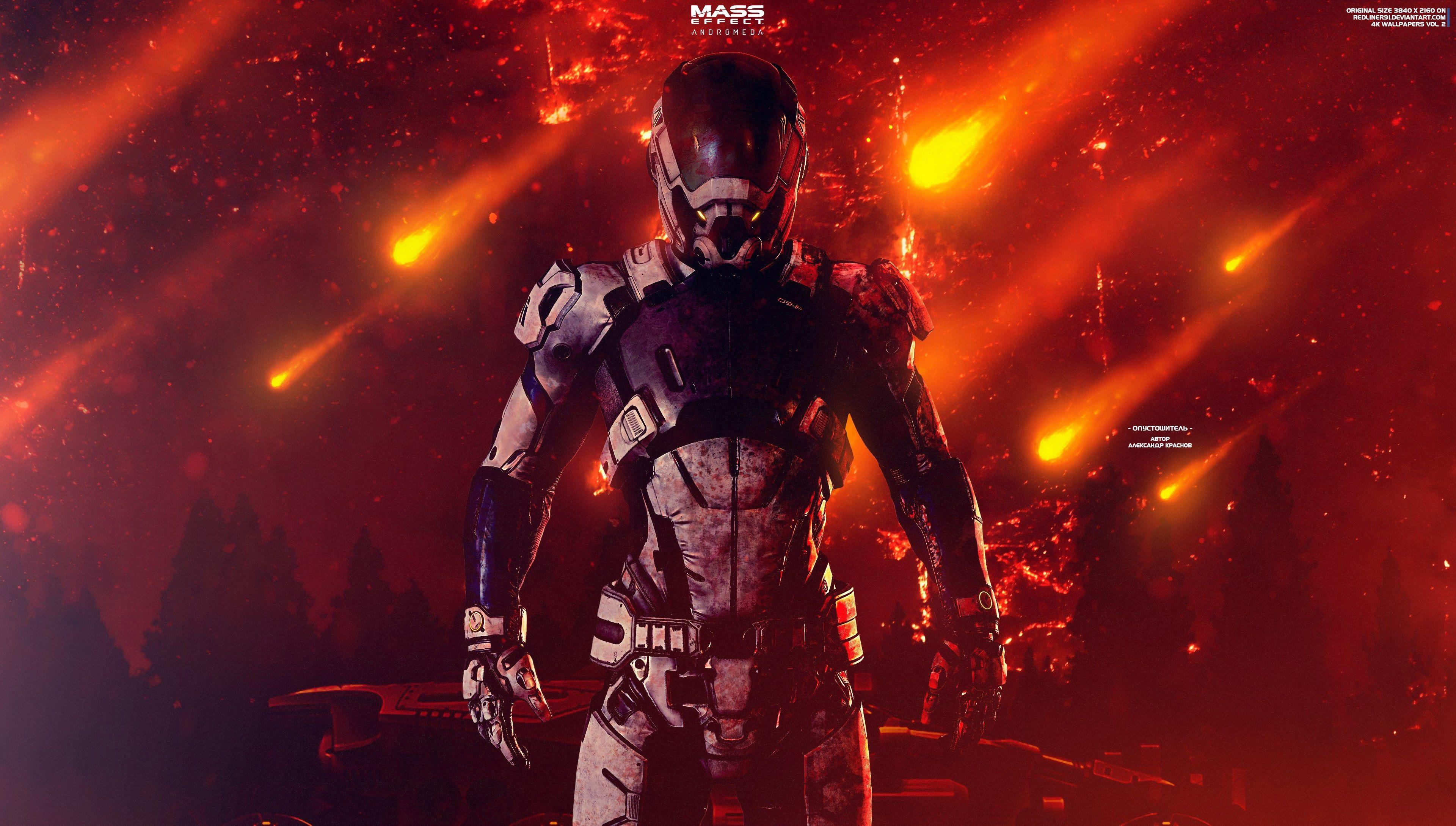3840x2180 Mass Effect Andromeda 4k Hi Res Wallpaper Free Mass Effect Mass Mass Effect Universe