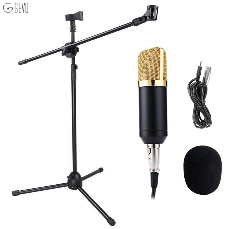 37.10$  Watch now - http://alilbw.shopchina.info/go.php?t=32634217938 - BM-700 Handheld Microphone With NB-107 Microphone Stand professional condenser USB System for Karaoke Amplifier Computer guitar  #bestbuy
