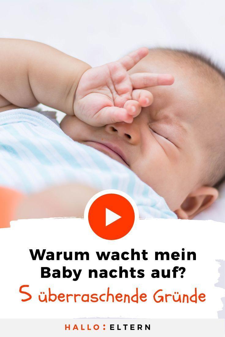 Baby Wacht Ständig Schreiend Auf