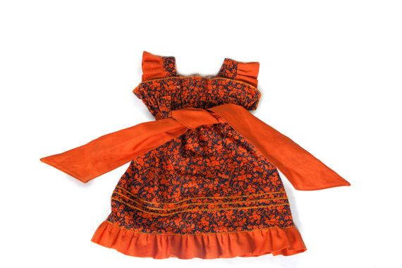 Girl's Children's Dress One of a Kind Ready to Ship by ShopShelle, $30.00
