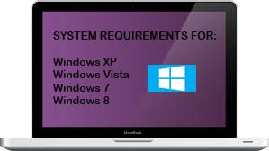 Ike Deck : THE SYSTEM REQUIREMENTS FOR WINDOWS XP, VISTA ...