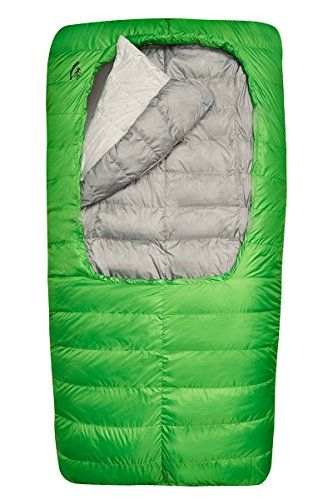 Sierra Designs Backcountry Bed Duo 600f 2season Dridown Sleeping