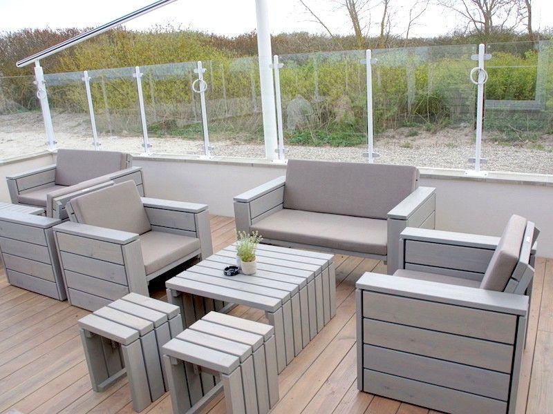 Outdoor Mobel Gastronomie ~ Outdoor mobel lounge block bank set holz fur gastronomie