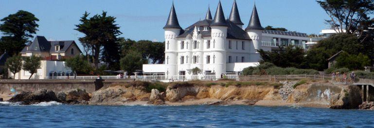Thalasso Spa La Baule Centre Thalasso Loire Atlantique 44 Relais Thalasso Chateau Des Tourelles Thalasso Spa Luxe Spa