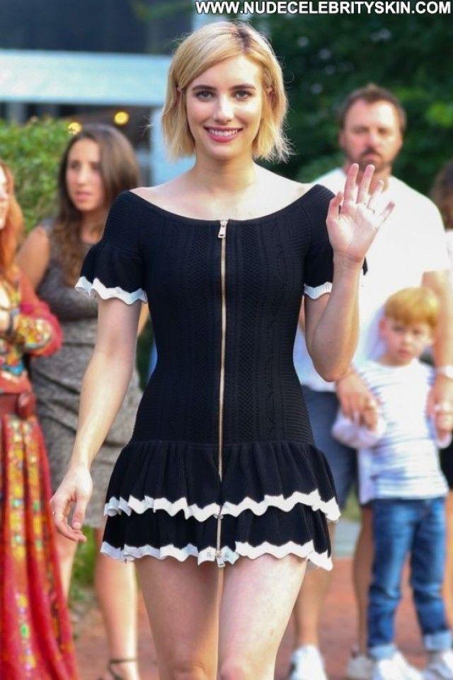 Emmaroberts Redcarpet Celebrity Actress Beautiful Babe