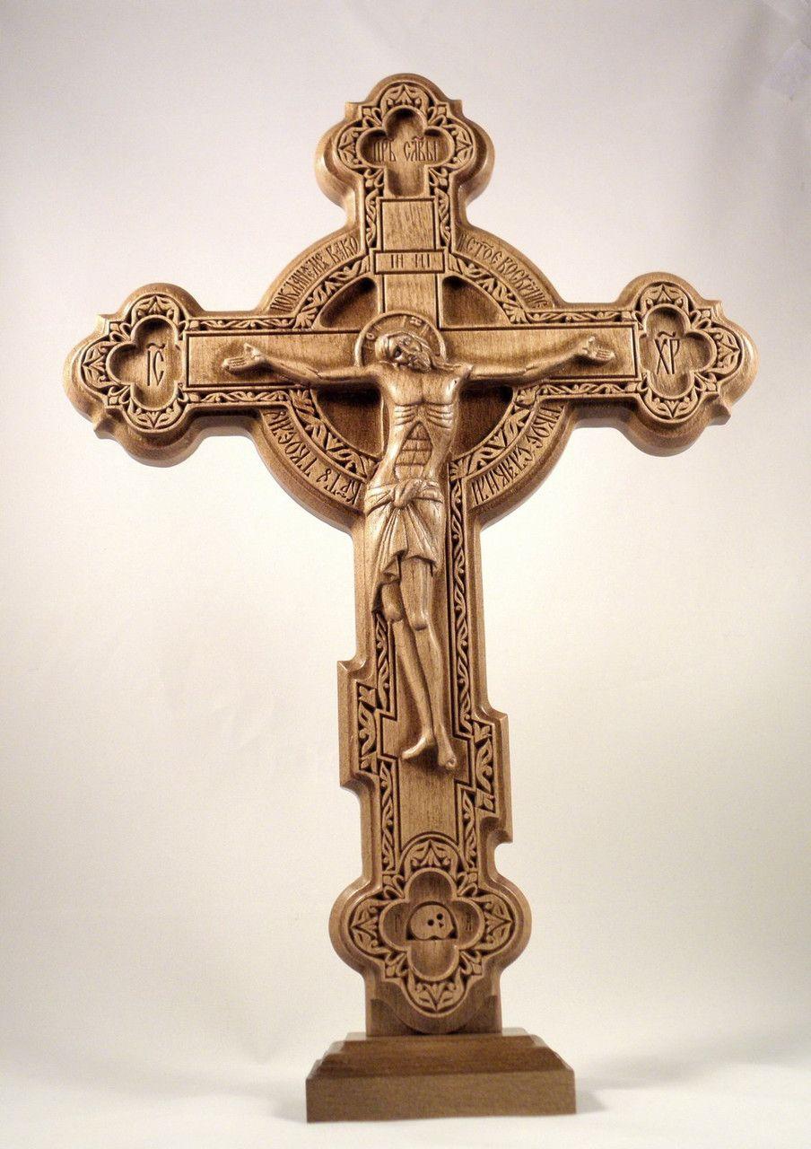 крест резной 4 50 см в 2019 г деревянные кресты кресты