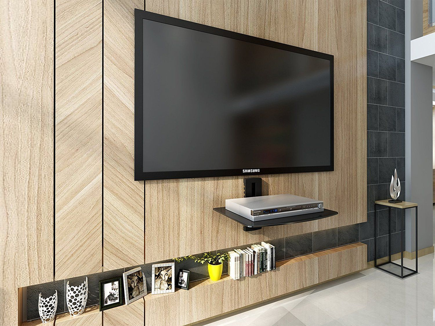 Wall Mounted Av Shelf