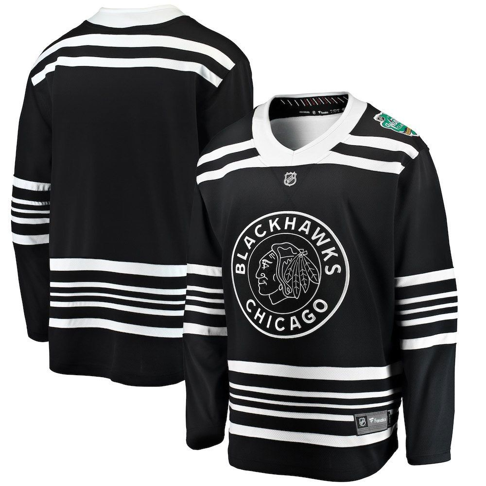 online retailer 1c35a 5118b Chicago Blackhawks 2019 Winter Classic Replica Jersey by ...
