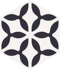 Baldosa hidr ulica hexagonal mod 625 f a baldosas hexagonales baldosas y dise o de - Baldosas hexagonales ...