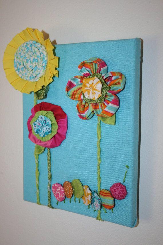 Retro vintage children decor baby girl nursery decor for Retro baby fabric