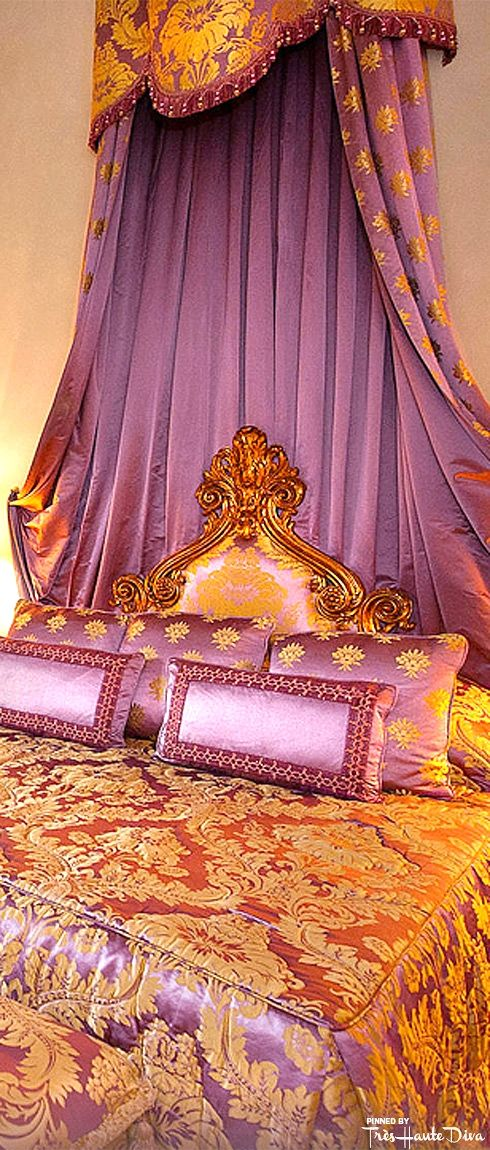 Royal suite at the four seasons florence tr s haute diva decorating nursery child baby - Diva hotel firenze ...