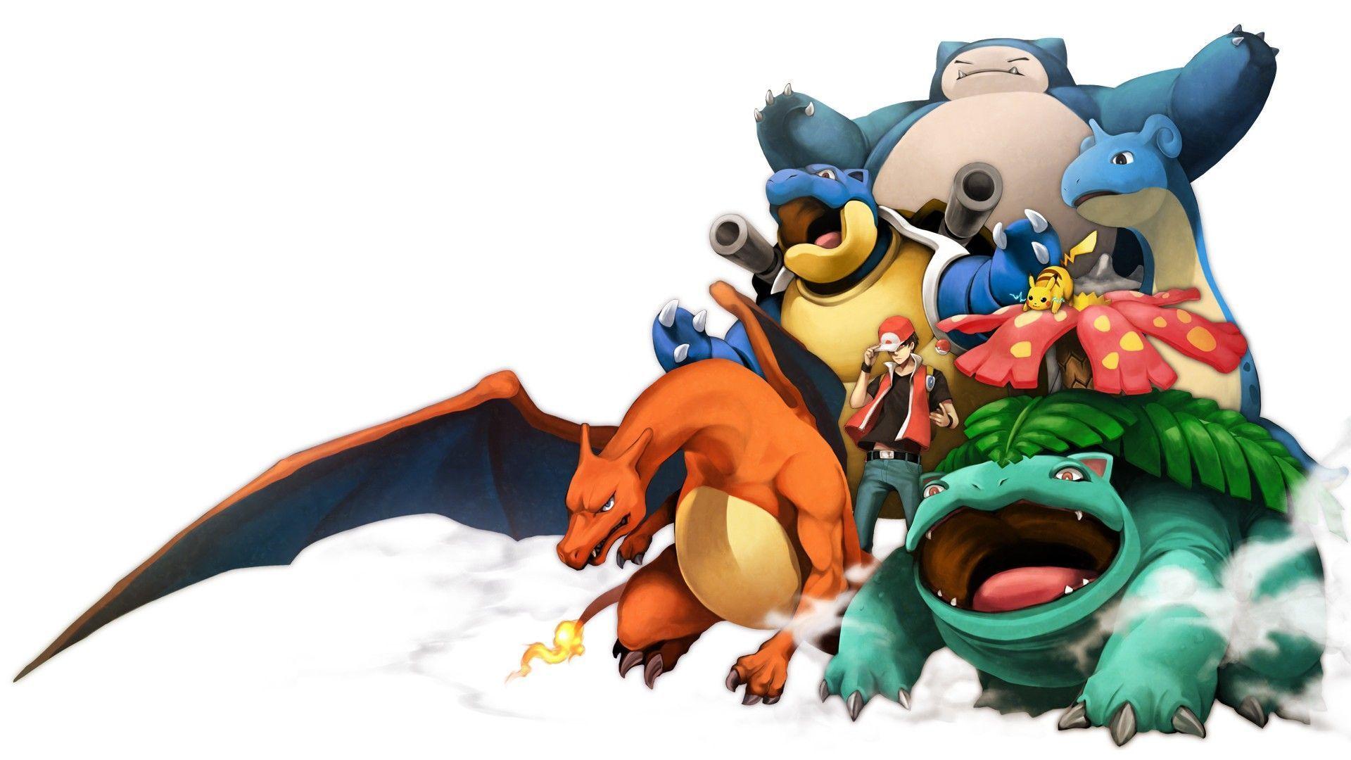 Wallpapers For Pokemon Wallpapers 1920x1080 Imágenes De