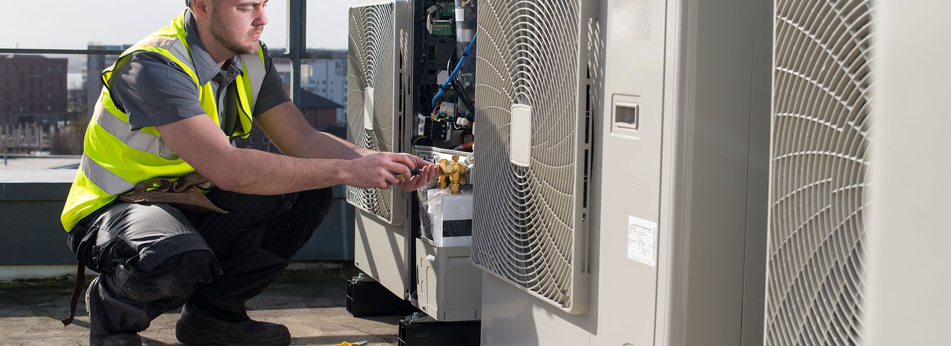 HVAC Repair Virginia Commercial hvac, Appliance repair