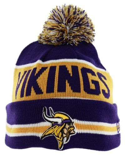 Minnesota Vikings The Coach Knit Hat